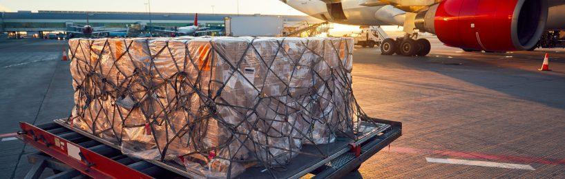 Transport von Gefahrgütern im Flugzeug