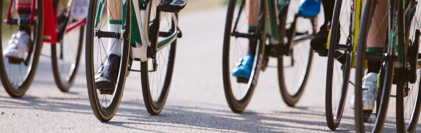 Autobahn Fahrraddemos