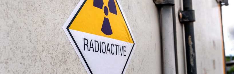 Behältnis zur Beförderung radioaktiver Stoffe