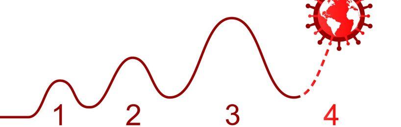 Epidemische Lage vierte Welle