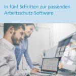 Whitepaper: In fünf Schritten zur passenden Arbeitsschutz-Software
