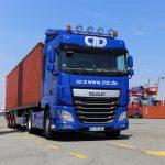 Containerfreistellung