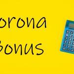 Corona-Bonus Betriebsrat