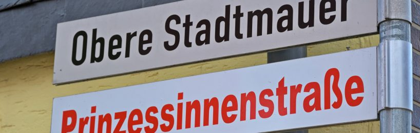 Karnevalsverein vergibt zusätzliche Straßennamen