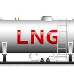 LNG Schiene