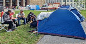 Ist ein Protestcamp eine Sondernutzung oder eine Versammlung?